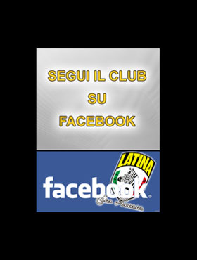 Segui Juventu Club Latina su Facebook